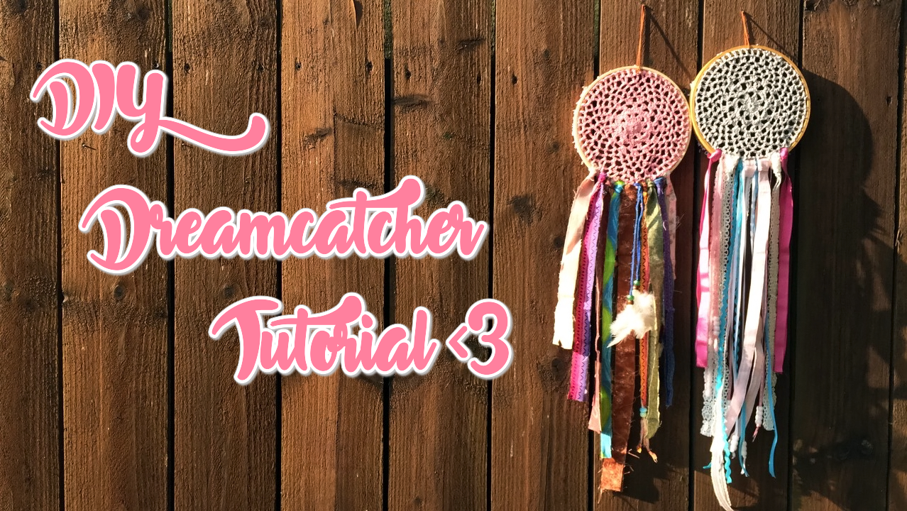 [DIY – Dreamcatcher]